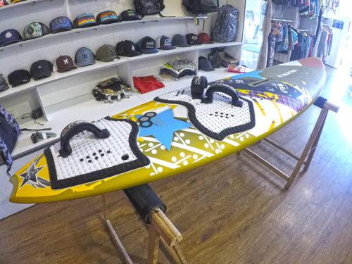 Tabla windsurf Quad KT 85 2011 1