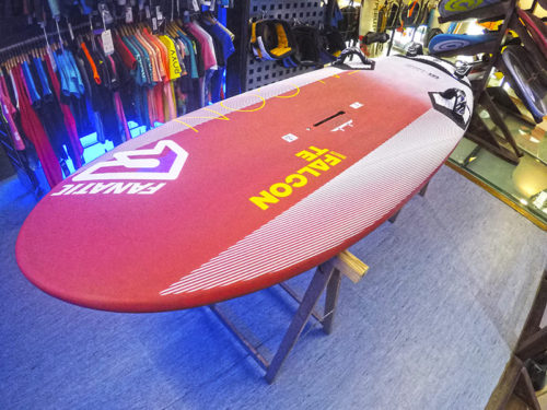 Tabla de windsurf Fanatic Falcon TE 2017 1