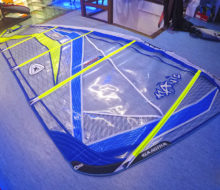Vela de windsurf gaastra manic 5.0 1