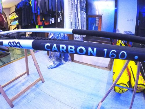 Botavara de windsurf Goya Carbono 160 1