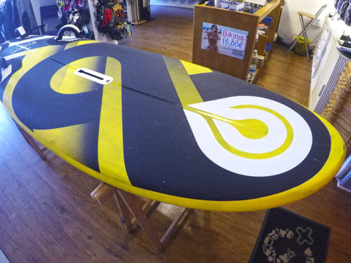 Tabla de windsurf Goya proton 116 2017 1