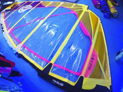 Vela para windsurf Goya Mark x pro 7.2  2019 1