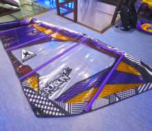 Vela de windsurf gaastra posion 2013 4.7 1