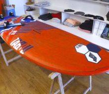 Tabla windsurf tabou rocket wide ltd 123 2019 1