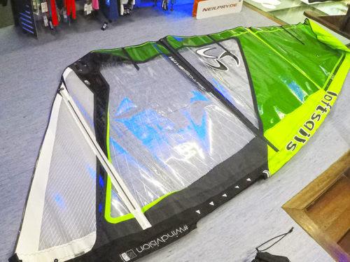 vela de windsurf Loftsail wavescape 5.0 2020 1