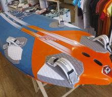 Tabla de windsurf starboard Isonic carbon 2016 1