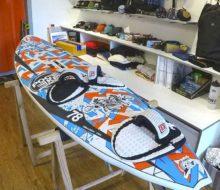 Tabla de windsurf Tabou Pocket 2016 3