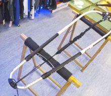 Botavara de windsurf goya alu 150-200 1