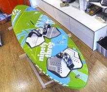 Tabla Fanatic Skate TE 93 2014 1