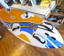 Tabla windsurf Starboard Futura 121 wood 2013 1