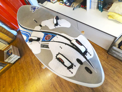 Tabla windsurf starboard go 141 2013 1