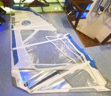 Vela de windsurf North Voodo 5.3 (1)